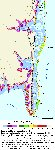 South Jersey, vulnerability to sea level rise