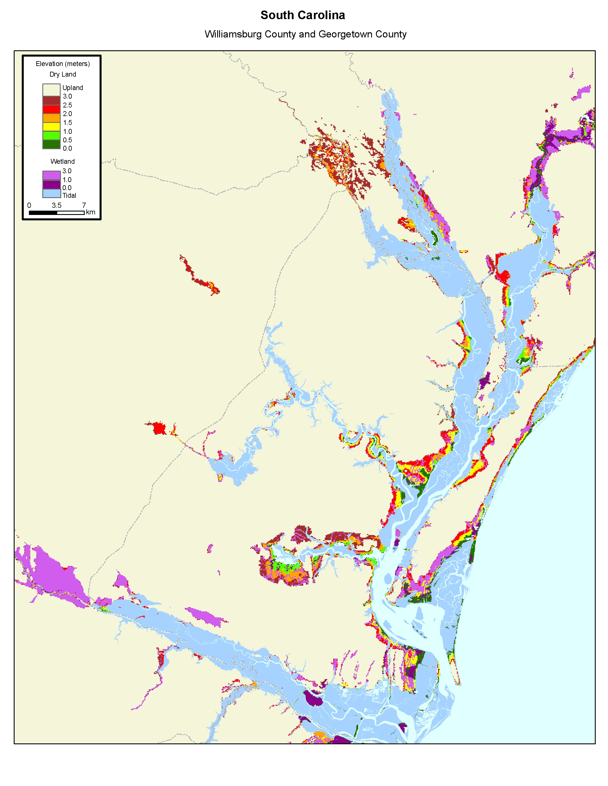 More Sea Level Rise Maps of South Carolina Sc State Map With Counties on sc state map by cities, a-z counties, nc counties, sc state outline, map of south carolina showing counties, sc map with counties marked, sc state congressional districts map, s carolina counties, sc zip code map, map of south georgia counties, sc highway map counties, sc river systems map, sc state seal, sc county map, sc regional map, upstate sc counties, sc state map showing counties, sc state university campus map, south carolina state counties,